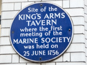 Kings Arms Tavern - Marine Society (id=2274)